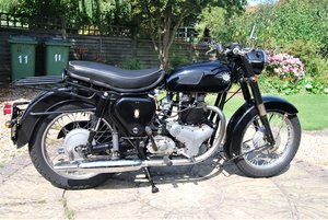 1959 BSA A10 Gold Flash  For Sale