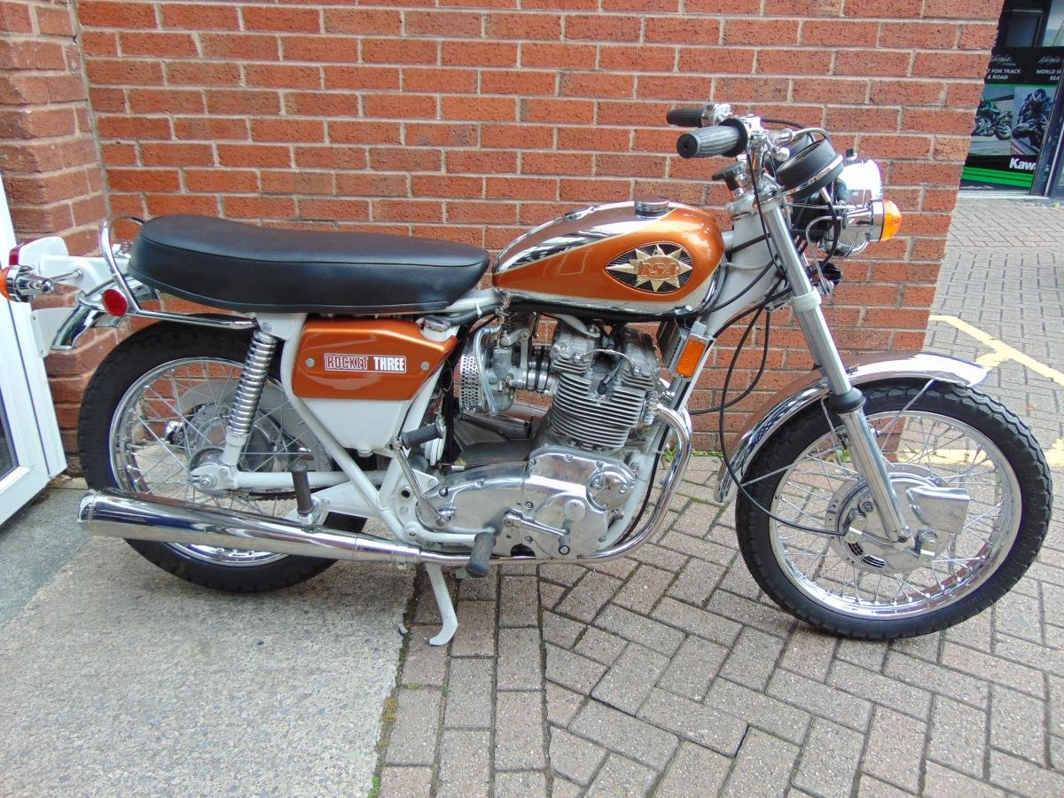 1971 Rocket111 MK2 For Sale (picture 1 of 6)