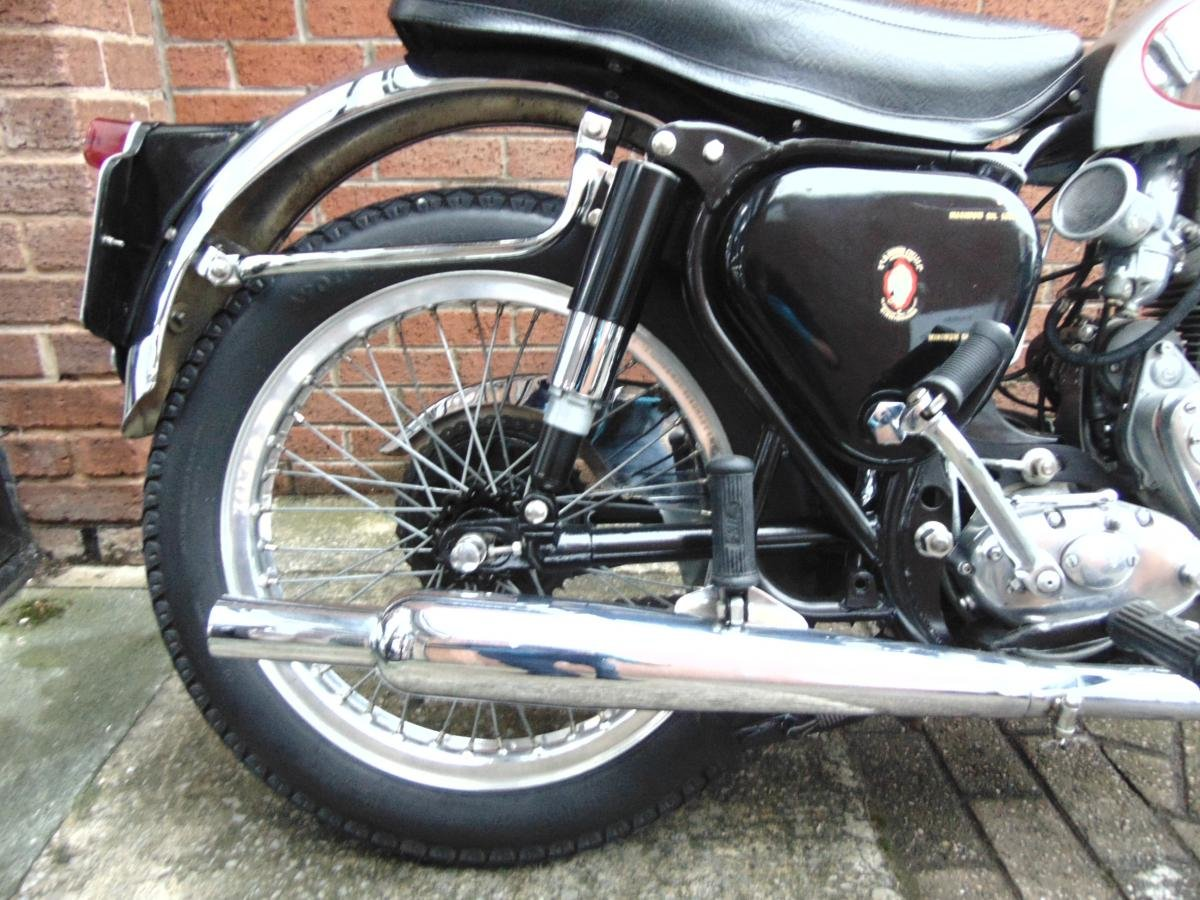 1955 BSA Goldstar 350 For Sale (picture 4 of 6)