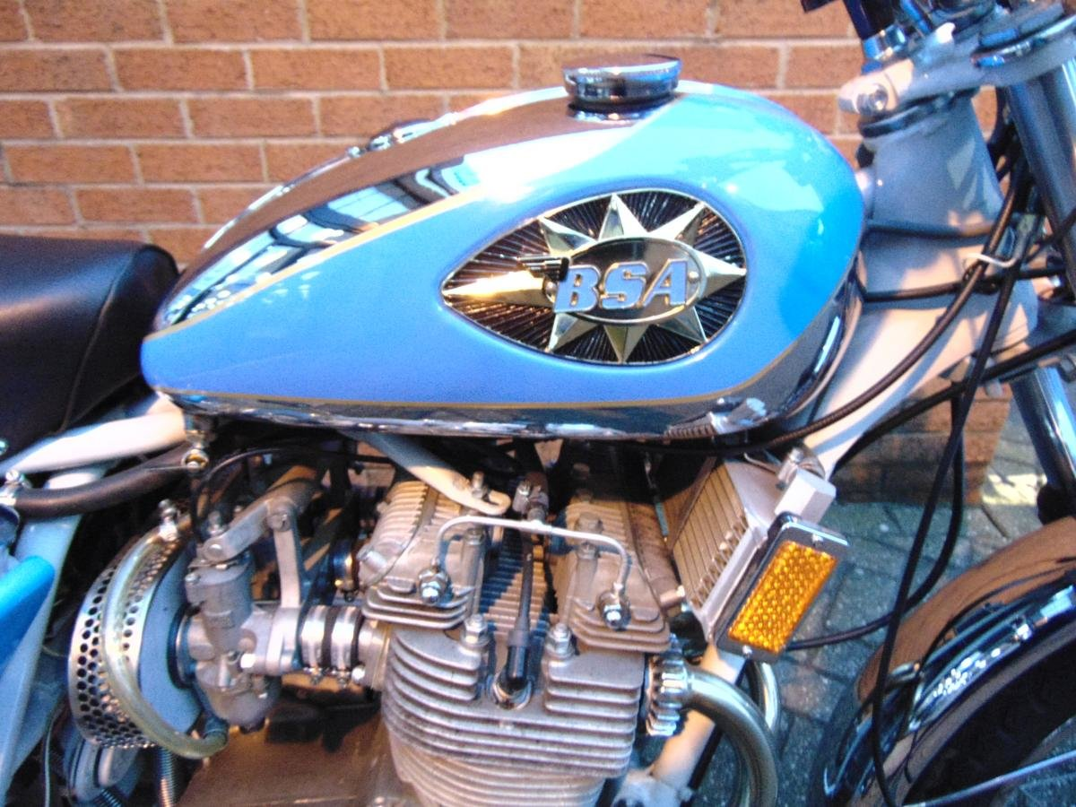 1971 BSA Rocket 111 For Sale (picture 6 of 6)