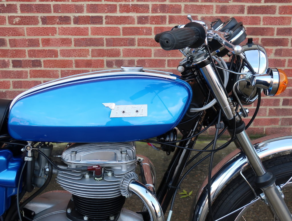 1971 BSA A65 Thunderbolt For Sale (picture 2 of 6)