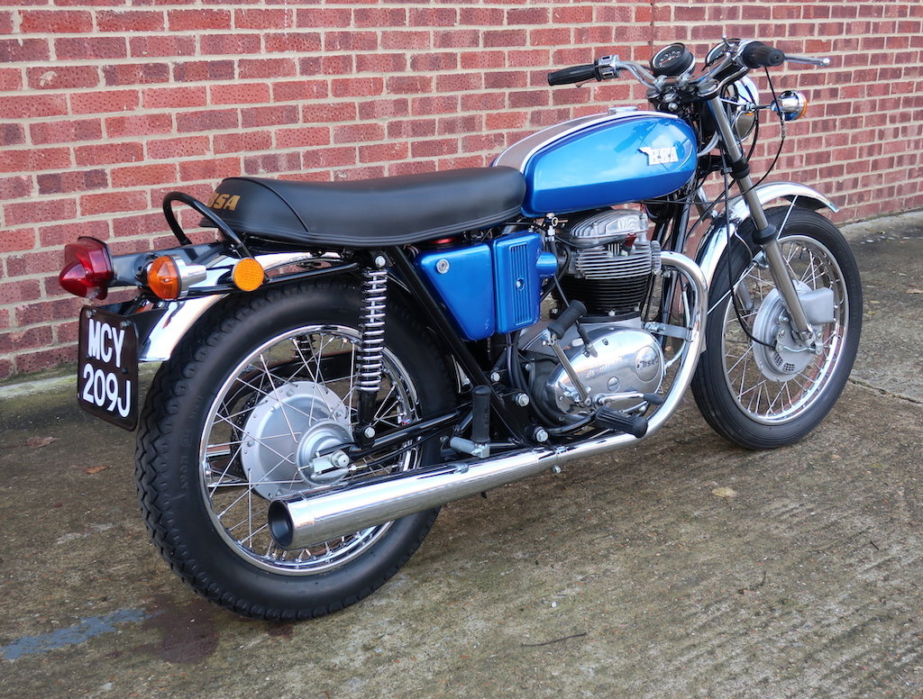 1971 BSA A65 Thunderbolt For Sale (picture 4 of 6)