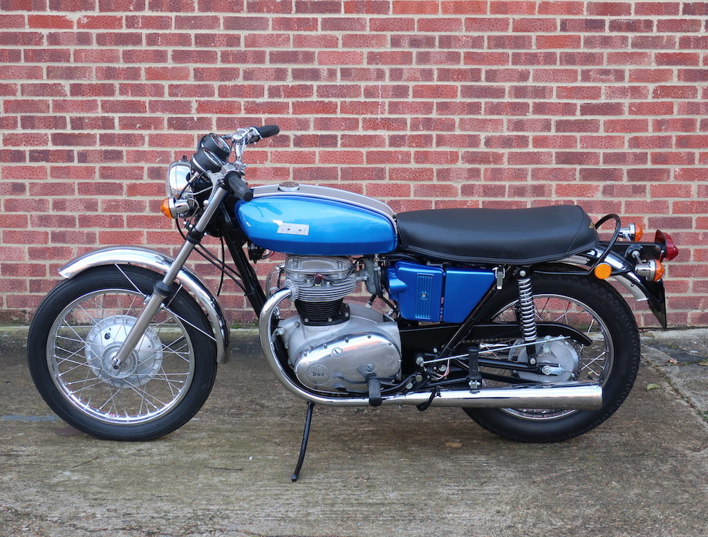 1971 BSA A65 Thunderbolt For Sale (picture 5 of 6)