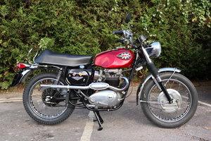 BSA Firebird 1968 650cc Very Original  For Sale