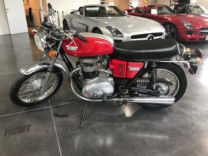 1971 BSA Thunderbolt A65 Perfect condition For Sale
