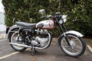 1956 BSA Road Rocket 650cc Rare Bike