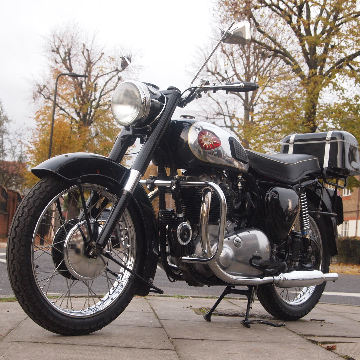 1960 BSA A10 650 With Correct Number, Lovely Condition. SOLD (picture 2 of 6)