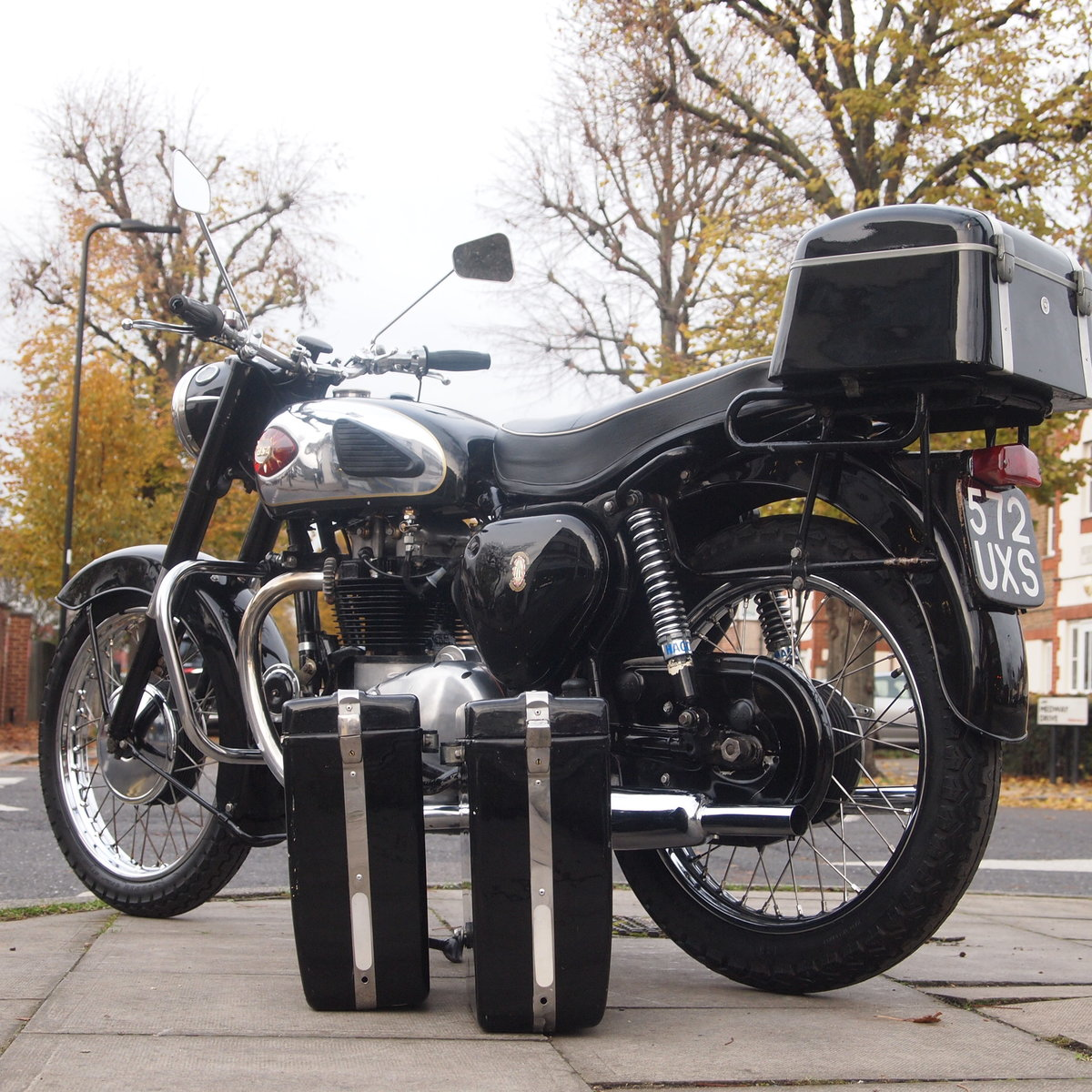 1960 BSA A10 650 With Correct Number, Lovely Condition. SOLD (picture 6 of 6)