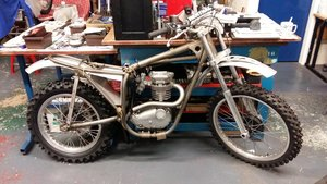 2010 BSA Rolling chassis unfinished For Sale