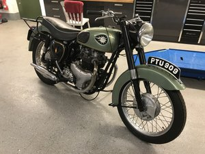BSA A7ss 1961 For Sale