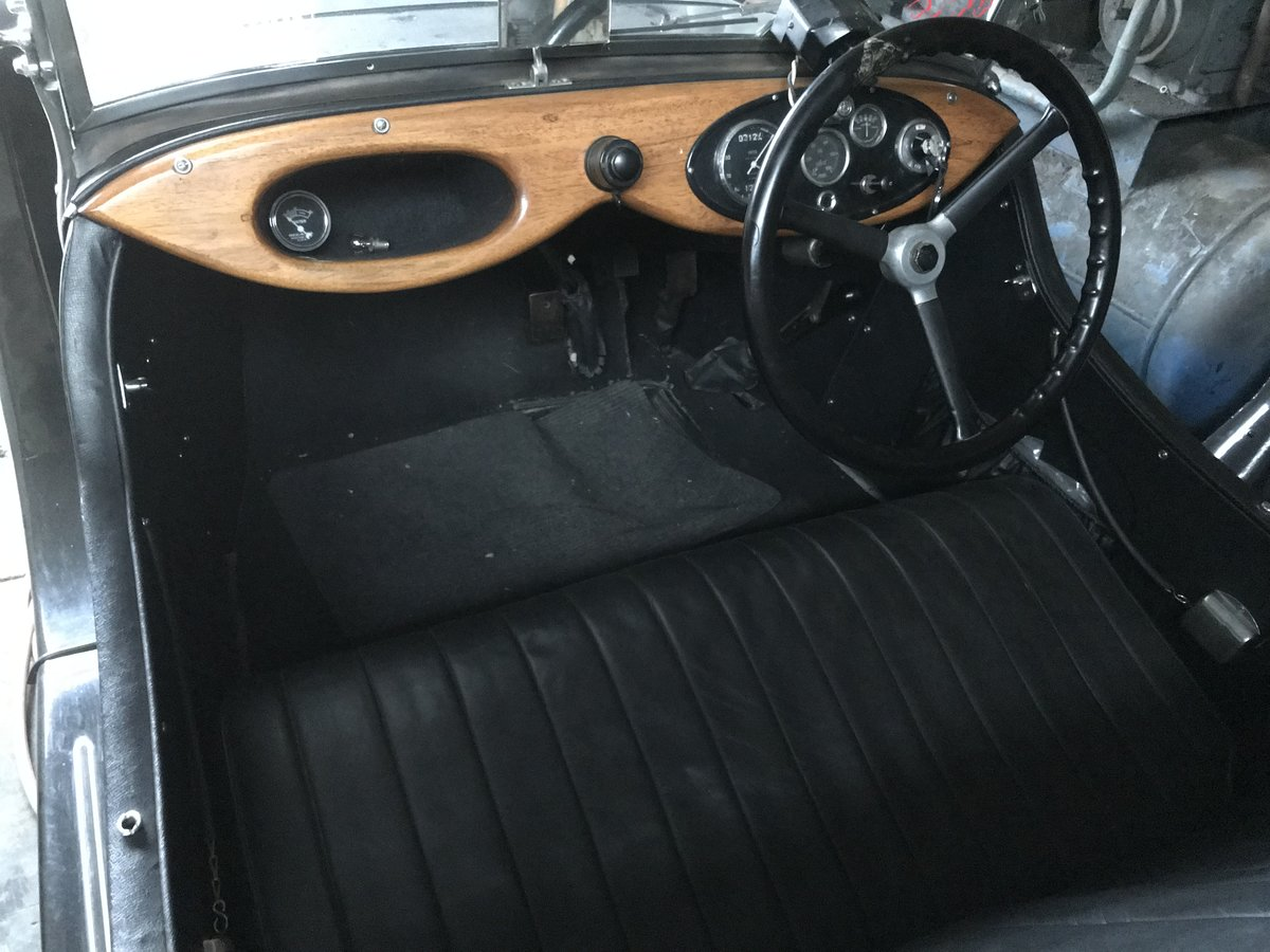 1935 BSA Scout For Sale (picture 5 of 6)