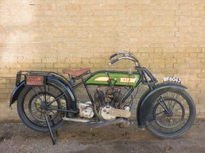 1921 BSA Model A 770cc For Sale