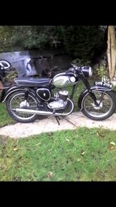 1968 BSA D14/4