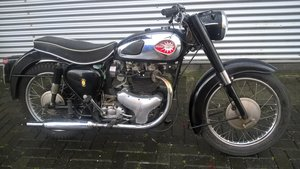 BSA A10 golden flash 1961 SOLD