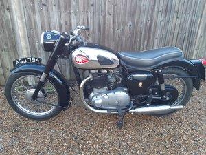 1961 bsa a10