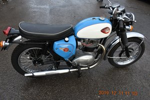 1965 BSA Rocket Lightning