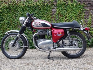 1965 BSA A65 Star fully restored and mechanically rebuilt!
