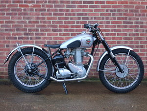 1948 BSA B32 Competition Trails