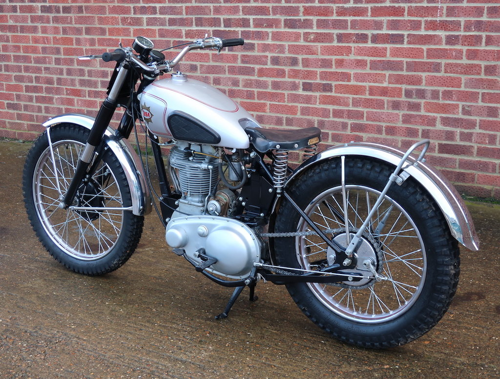 1948 BSA B32 Competition Trails For Sale (picture 6 of 6)