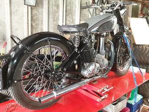 1949 BSA M33