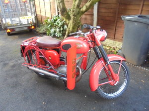 Bsa bantam 175cc gpo bike 1971 one of the last