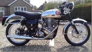**REMAINS AVAILABLE** 1959 BSA DBD34 Gold Star Clubman For Sale by Auction