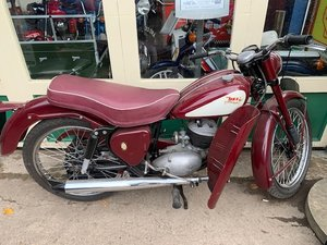 **REMAINS AVAILABLE** 1957 BSA Bantam Major For Sale by Auction