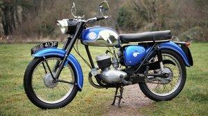 1968 BSA Bantam D14/4