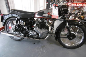 1962 BSA A7 full restoration all correct stunning