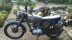 1966 BSA B40