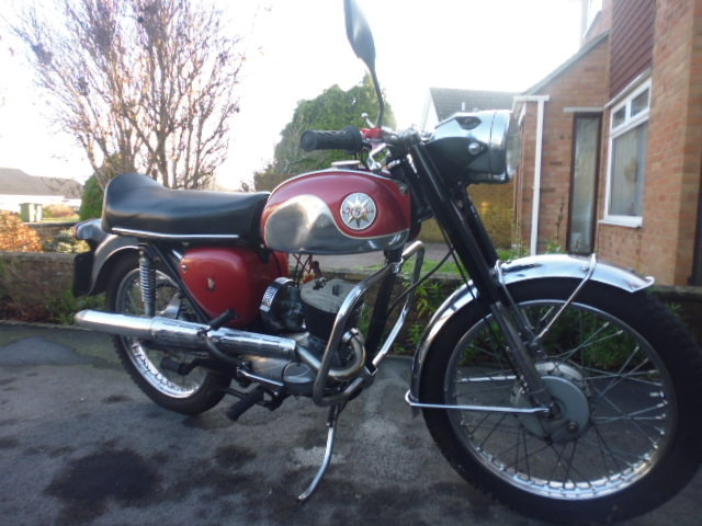 1967 Genuine Bantam Sport Model For Sale (picture 1 of 6)