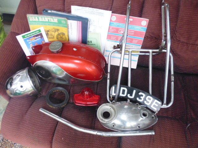 1967 Genuine Bantam Sport Model For Sale (picture 6 of 6)
