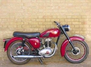 1960 BSA C15 250cc