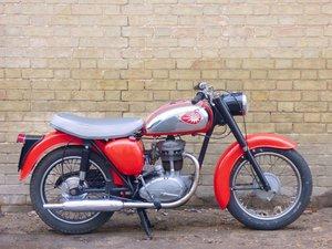 1965 1962 BSA C15 250cc
