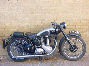 1947 BSA B31 350cc