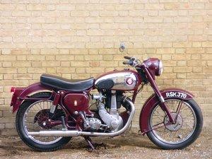 1955 BSA B31 350cc SOLD