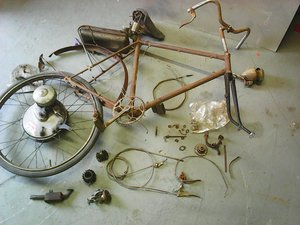 1950 Moped For Sale