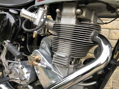 1958 BSA DBD34 Gold Star For Sale by Auction (picture 5 of 6)