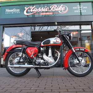 1956 BSA B33 500cc 'In Lovely Condition' For Sale