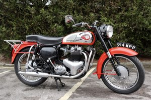 Picture of 1962 BSA A10 Super Rocket 650cc in Excellent Condition SOLD