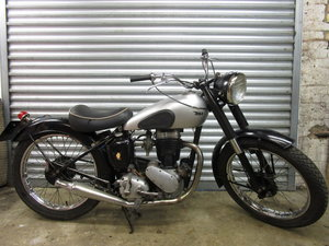 1949 BSA C11 71 years old For Sale