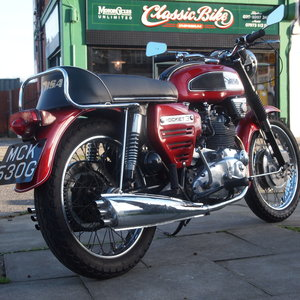 1969 BSA Rocket 3 with Electric Start, Early 1968 Model. For Sale