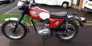 1967 BSA B44 Shooting Star 441cc