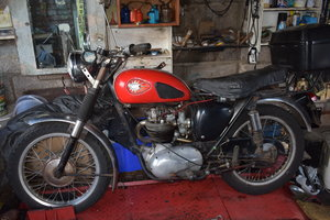 Lot 33 - A 1964 BSA B40 - 02/2/2020 SOLD by Auction