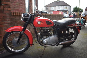 Lot 14 - A 1961 BSA A10 Golden Flash - 02/2/2020 SOLD by Auction