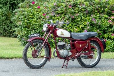 1958 BSA D5 Bantam