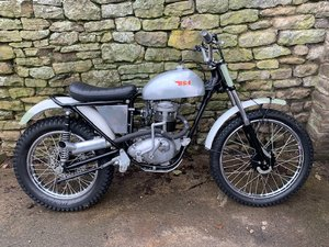 0000 BSA C15 Trials SOLD by Auction