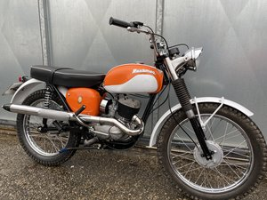 Picture of 1968 BSA BANTAM BUSHMAN TRAIL PRE 65 TRIALS CRACKING BIKE  For Sale