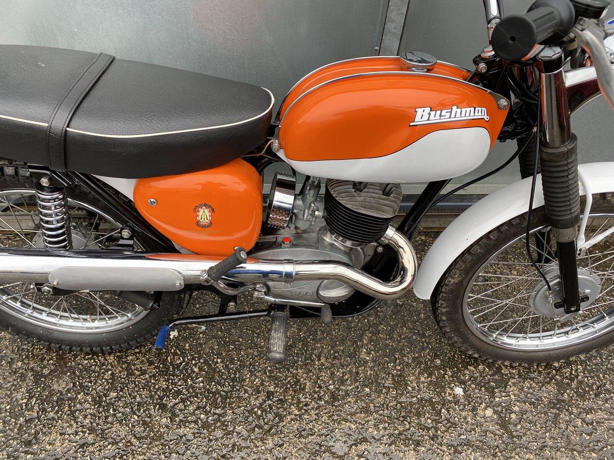 1968 BSA BANTAM BUSHMAN TRAIL PRE 65 TRIALS CRACKING BIKE  For Sale (picture 5 of 6)