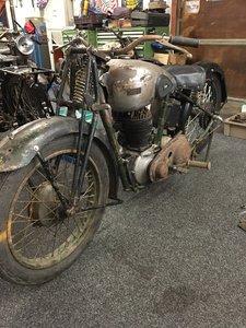 1940 BSA M20 500cc